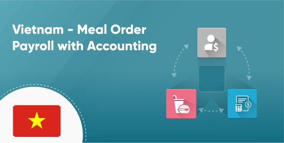 Vietnam - Meal Order Payroll with Accounting