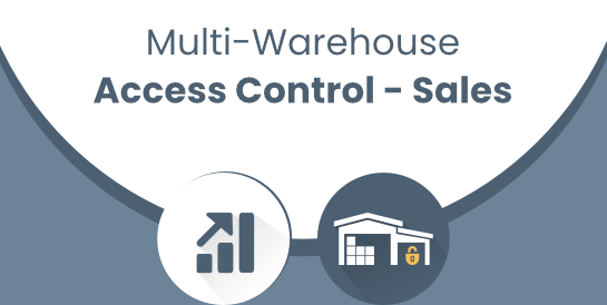 Multi-Warehouse Access Control - Sales