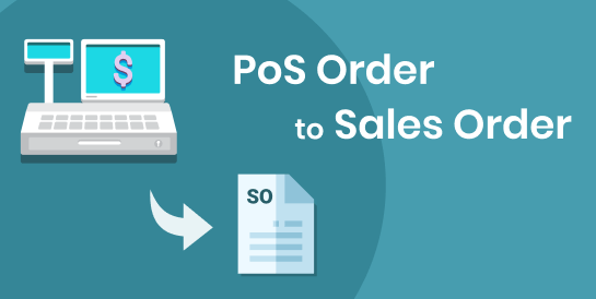 PoS Order to Sales Quotation