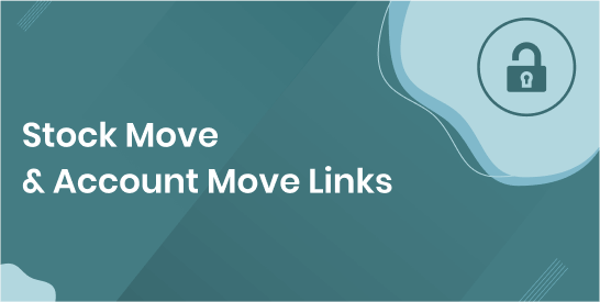Stock Move & Account Move Links