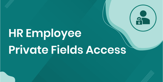 HR Employee Private Fields Access